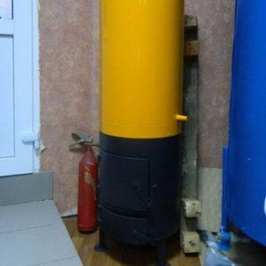 Как сделать дровяной водонагреватель для душа своими руками?