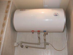 Отключение накопительного водонагревателя в пользу централизованного водоснабжения