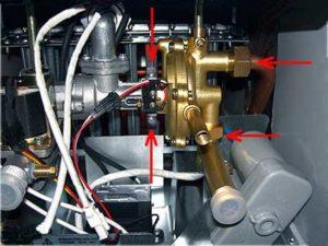 Тонкости работы при ремонте газового оборудования