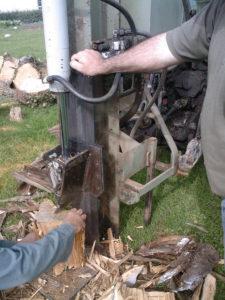 Как сделать гидравлический дровокол своими руками?