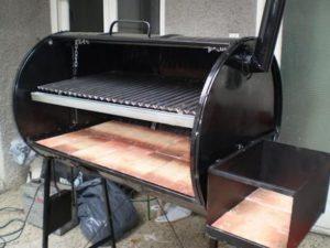Как сделать барбекю из металла своими руками