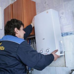 Как осуществляется замена газовой колонки своими руками?