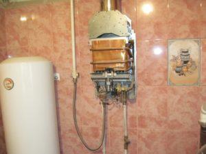 Неисправности газовой колонки