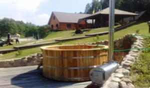 Как сделать дровяной нагреватель для бассейна