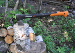 Как выбрать колун для дров
