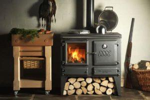 Как правильно топить печь дровами?
