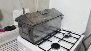 Домашний способ приготовления копченых продуктов