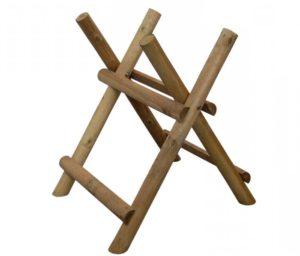Как сделать козла для распилки дров своими руками?