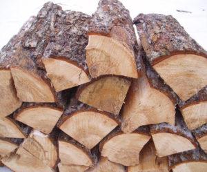 Какие дрова считаются лучшими