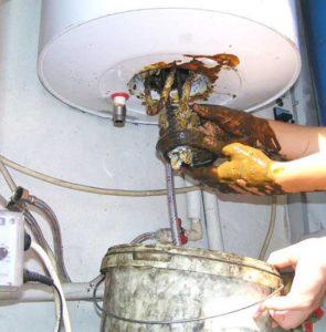 Почему нельзя сливать воду из бойлера без необходимости