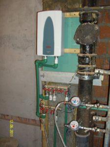 Как выбрать лучший проточный водонагреватель для квартиры