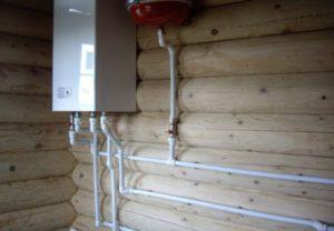 Какие есть нормы к установке газового котла в частном доме?