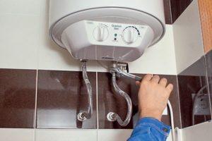 Как правильно установить бойлер в ванной комнате своими руками?