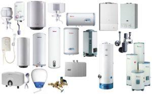 Какой фирмы выбрать водонагревательное устройство