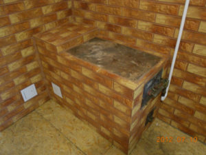Чем обложить печку в доме, учитывая необходимые требования