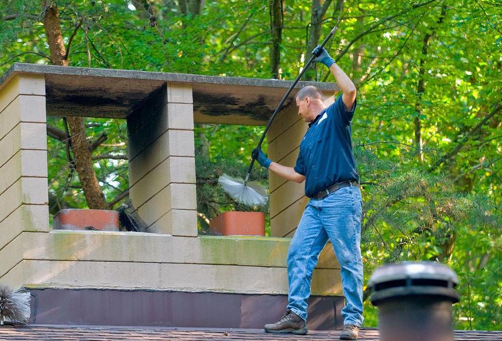 Прочистка дымоходов печей и каминов щетку для прочистки дымохода купить в