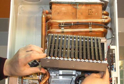 Чистка теплообменник котла своими руками Кожухотрубный жидкостный ресивер ONDA RL-V 25 Волгодонск