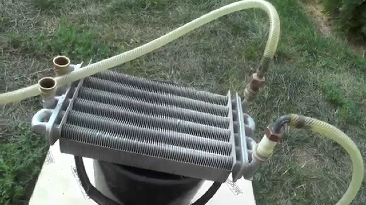 Чем промыть газовый котел навьен своими руками 42
