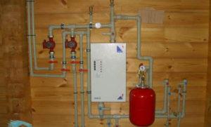 выбрать электрокотел для отопления дома