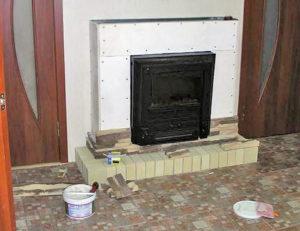 правильно выбрать термостойкий гипсокартон для камина