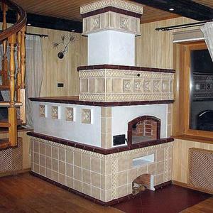 Как сделать русскую печку с плитой