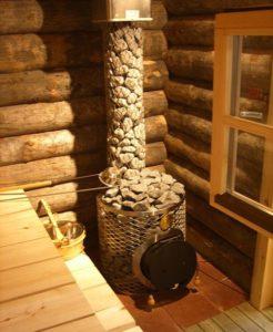 финские печи для бани и как выбирать