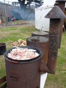 Изготавливаем печь