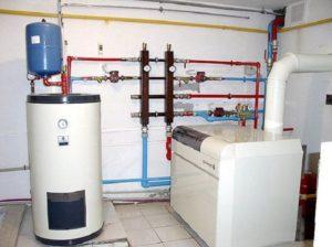 Двух- и одноконтурный газовый котел