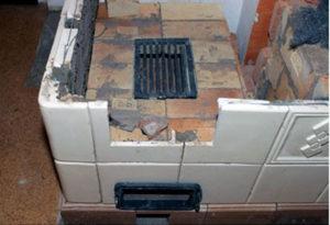 Специальный термостойкий клей